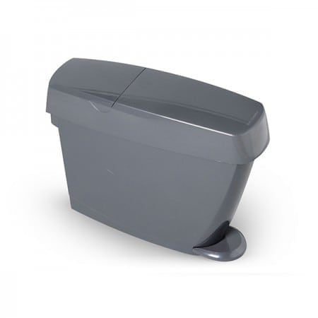 pedal bin for sanitary towels