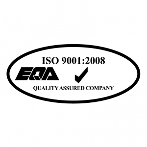 EQA ISO 9001:2008 Quality Assurance Certified